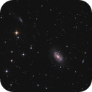 NGC 4725 and friends,                                CCDMike