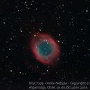 Helix Nebula,                                Héctor Henríquez Leighton