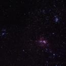 Eta Carinae Nebula, NGC 3532, Southern Pleiades, NGC 3293,                                Meire Ruiz