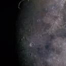 Copernicus and Mare Imbrium August 10th 2019,                                Martin Childs