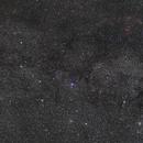 Constellation Cassiopeia,                                Siegfried