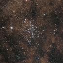 Messier 23 or M23 (NGC 6494)- OPEN CLUSTER IN THE  CONSTELLATION SAGITTARIUS,                                Fernando Oliveira de Menezes
