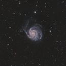 Messier 101 - The Pinwheel Galaxy,                                Tim Richter