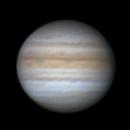 "Jupiter 34,3"" arc,                                Lucca Schwingel Viola"
