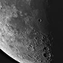 Lunar 11-panel mosaic | Celestron C8 | QHY5LII-M | AstroDMx Capture (Linux),                                turfpit