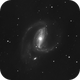 NGC 1097 in Fornax,                                Bruce Rohrlach