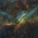 Propeller Nebula - DWB-111,                                julianr