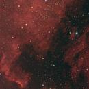 NGC7000 (NAN) + IC5070 (Pelican) 2 panel mosaic,                                Geof Lewis
