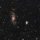 NGC 3718 the warped spiral galaxy,                                Jens Zippel