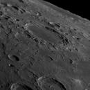 Cratère Endymion le 19 Mars 2021,                                Georges