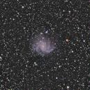Galassia fuochi d'artificio - NGC 6946,                                StefanoBertacco