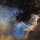 North America Nebula,                                KIJJA JEARWATTANAKANOK
