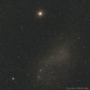 Small magellanic cloud and 47 Tucanae,                                ricardo leite