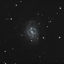 The Lost Galaxy of Copeland - NGC 4535,                                Corey Rueckheim