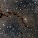 "Barnard 150 (B150) ""Seahorse"" Nebula,                                snakagawa"