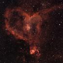 IC1805 - Heart Nebula,                                Vincent Bioret