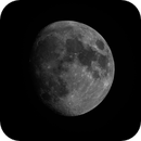 Moon (Best Viewed in Full Resolution),                                Chuck's Astrophotography