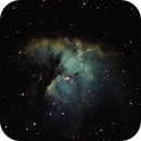 NGC 281 the Pacman Nebula,                                 degrbi