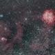 Monoceros Nebulae,                                MMX
