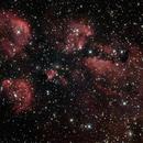 Cat's Paw Nebula,                                Steffen Boelaars