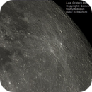 The Moon - Petavius Crater,                                Geovandro Nobre