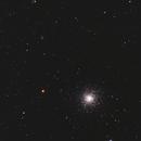 M13 - Great Globular Cluster in Hercules,                                Ron