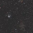 Ngc 7129 Nebula and Ngc 7142 Open Cluster,                                Vlaams59