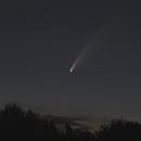 Komet C/2020 F3 NEOWISE,                                mattisky