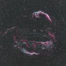 The entire veil nebula complex (NGC 6960, NGC 6992, NGC 6995),                                Sven Hoffmann