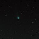 Comet Lovejoy,                                banzai