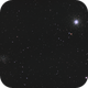 M53 and NGC5053,                                Pam Whitfield