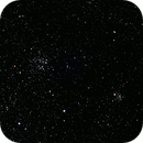 Triple Cluster - NGC 654/659/663 in OSC,                                Starman609