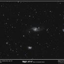 NGC 3718 dans la Grande Ourse,                                grizli21