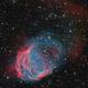 Abell 21. Medusa Nebula,                                Vlad Onoprienko