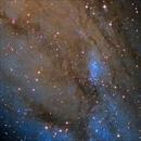 NGC 206 - Global Cluster in Andromeda,                                Stefan Schimpf