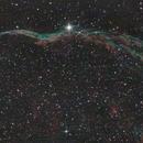 Veil nebula,                                Samuel Müller