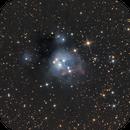NGC 7129,                                Mike Matthews