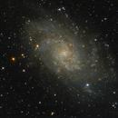 M33 reloaded,                                Vincent R.