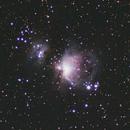 Orion and Running Man Nebulae,                                radix655