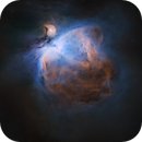 M42 Nébuleuse d'Orion starless,                                Astroshoot31