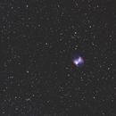 Nébuleuse de l'haltère (M27),                                manudu74