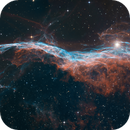 NGC6960 - the broom stick,                                Arnaud Peel