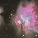 NGC1977& M42,                                CsabaTorma