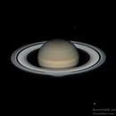 Inclinaisons des Anneaux de Saturne - 1012 - 2013 - 2014,                                BLANCHARD Jordan