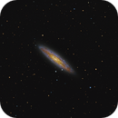 NGC253 - Sculptor Galaxy,                                equinoxx