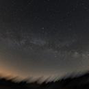 Voie Lactée depuis le Plateau de Beille,                                Philastro