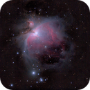 The great Orion nebula M42,                                Igor Trufanov