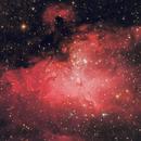 M16 Eagle Nebula,                                Mark Eby