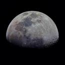 The Moon Crescent 2016/09/11 18:27 UT,                                Lujafer