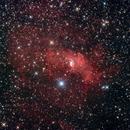 NGC 7635 The Bubble Nebula,                                dkuchta5